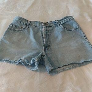 Vintage Moda international The London Jean shorts